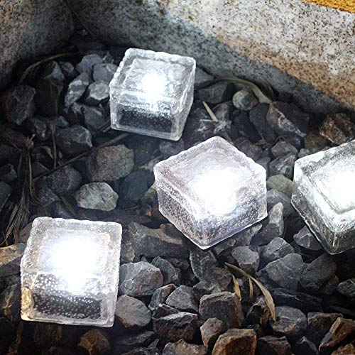 Outdoor Solar Light Cubes in US - 4