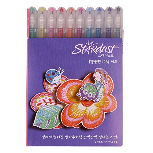 PGB10CS4 10 piece Assorted Stardust Sparkling product image