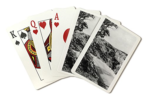 (Manitou Springs, Colorado - Cave of the Winds Entrance Photograph (Playing Card Deck - 52 Card Poker Size with)