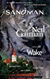 Front cover for the book The Sandman: The Wake by Neil Gaiman