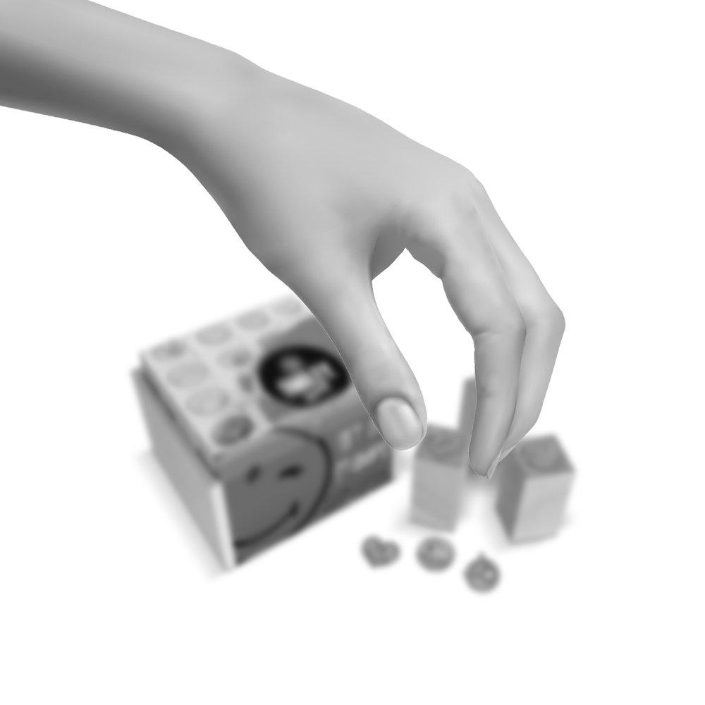 Multiprint 47883/ /Mini tampons
