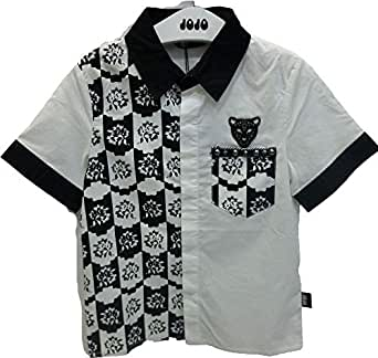 Jojo White Shirt For Boys 15 Us