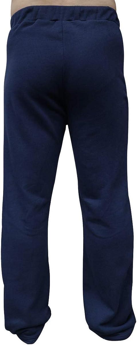 LockQ Mens Football Patriots Lounge Pajamas Pants