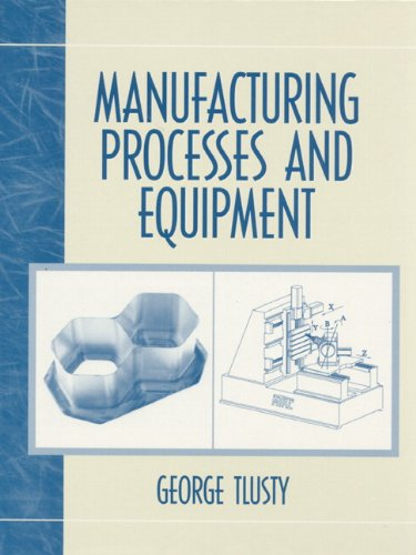 Manufacturing Process and Equipment