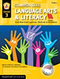 Third Common Core Activities: Third Grade Language, Marjorie Frank, 0865307407