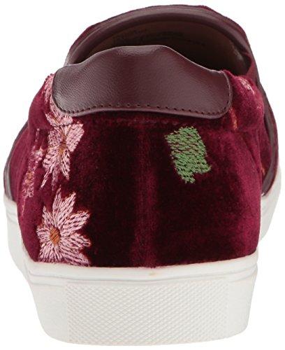 Steven Par Steve Madden Femmes Tatum Sneaker Bourgogne Multi