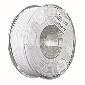3d Printer Consumables 3d Printer Filament 1.75mm Petg 1kg 2.2lb Spool White Color 3d Printing Material Dependable Performance Computers/tablets & Networking