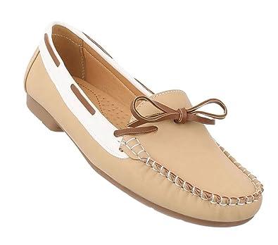 Schuhcity24 Hochwertige Damen Mokassins   Loafers Slipper   Leder ... 89af92fccb