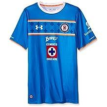 Playera para Hombre Jersey aficionado Portero Cruz Azul local - Under Armour