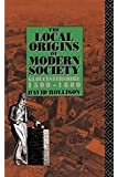 The Local Origins of Modern Society: Gloucestershire 1500-1800
