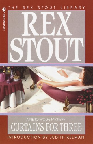 Curtains for Three (A Nero Wolfe Mystery Book 18)