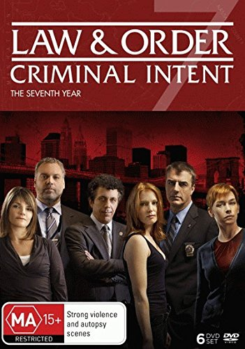 Law and Order - Criminal Intent - Season 7 [NON-USA Format / PAL / Region 4 Import - Australia] (Criminal Intent Season 7)