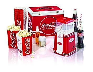 7f0343ddfed67 Siméo CC650 Machine à Pop-Corn COCA avec Kit  Amazon.fr  Cuisine ...