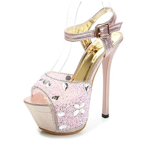 6ea203d3 30% de descuento Zapatos de Mujer Brillo espumoso/PU Verano/Otoño Novedad/