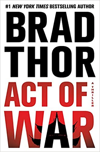 Book Act of War (Thorndike Core)