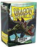 Dragon Shield Sleeves Matte Apple Card Game, Green