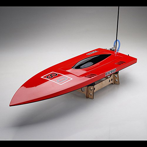 (Exceed Racing Boat Electric Powered FiberGlass SWORD 630EP Mono1 Competition W/ ESC)