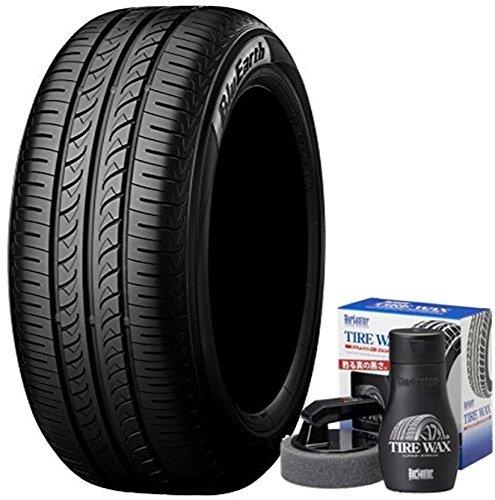 【4本セット】 ヨコハマ(YOKOHAMA) 「AAA/c」を獲得した低燃費タイヤ BluEarth-A AE01-F 205/60R16 92H タイヤワックス SurLuster S-67 付き B079WDPYS8