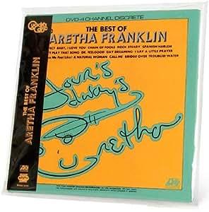 The Best of Aretha Franklin (Quadraphonic Mix)