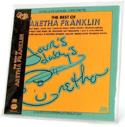 The Best of Aretha Franklin (Quadraphonic Mix) by Rhino Handmade