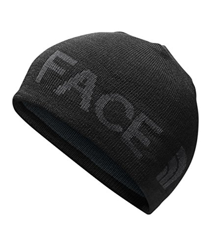 The North Face Reversible TNF Banner Beanie - TNF Black - OS