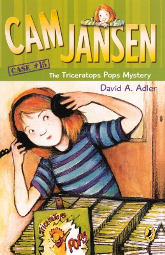 Binding Cami - Cam Jansen And The Triceratops Pops Mystery (Turtleback School & Library Binding Edition) (Cam Jansen Adventure)