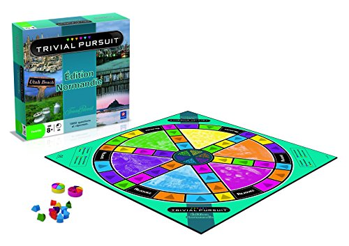 Winning Moves0339Trivial Pursuit Normandy Board Game