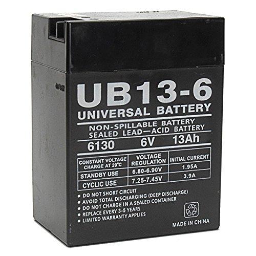 (WKA6-14A Genuine Battery)