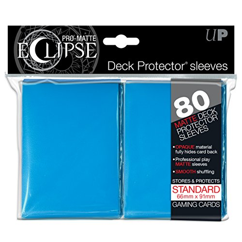 pro-matte-eclipse-light-blue-standard-deck-protector-sleeves-80-count-pack