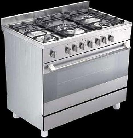 BO683AB/N BOMPANI - Cucina Freestanding: Amazon.it: Elettronica