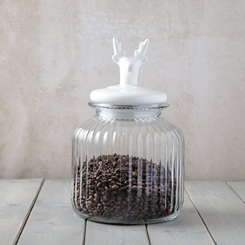 deer cookie jar - 3