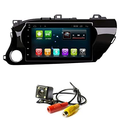 Amazon com: Car Multimedia Stereo GPS Android 8 0 Octa Core