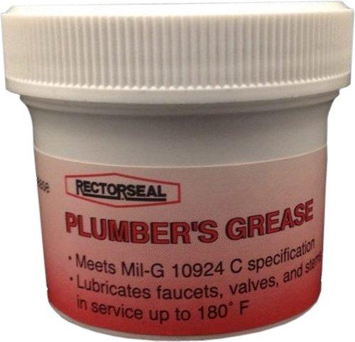 Rectorseal 50811 2-Ounce Plumbers Grease
