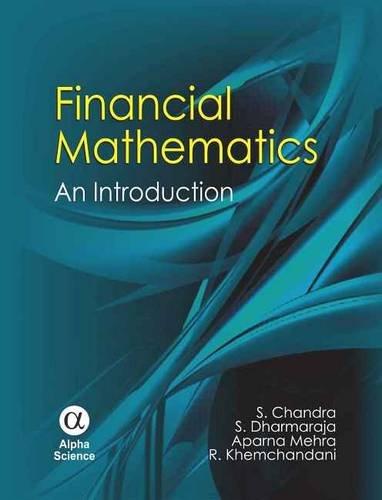 Financial Mathematics: An Introduction