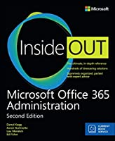 Microsoft Office 365 Administration Inside Out, 2nd Edition Front Cover