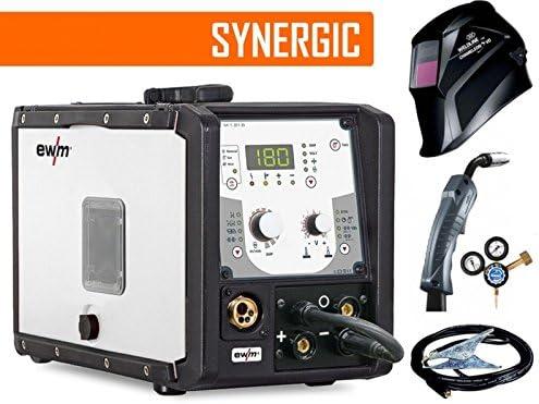 EWM WE ARE Welding Mig Mag Inverter EWM picomig 180 synergic sudor geät