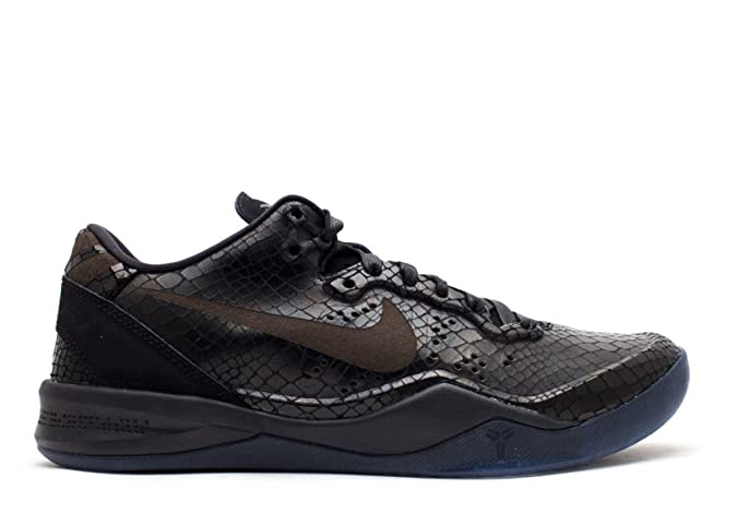 size 40 8b487 ff625 Amazon.com   Nike Zoom Kobe 8 EXT Black Mamba (582554-001) Year of Snake    Basketball