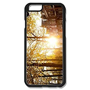 Cool Sunny Autumn Afternoon Plastic Cover For IPhone 6