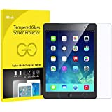 JETech Screen Protector for Apple iPad 9.7-inch (2017 Model), iPad Air 1, iPad Air 2, iPad Pro 9.7-Inch, Tempered Glass Film