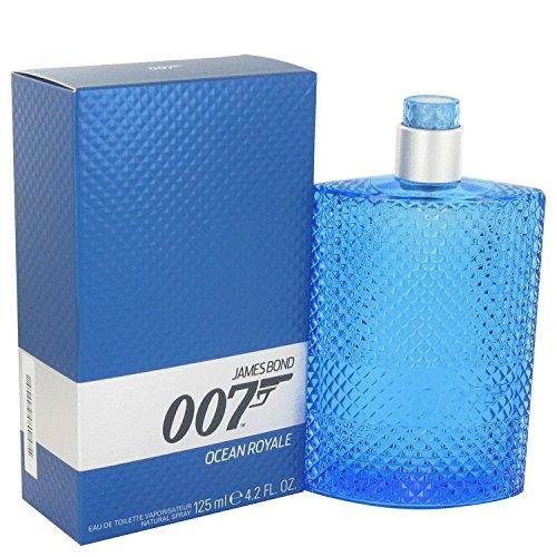 James Bond Beauty Gift 007 Ocean Royale Cologne 4.2 oz Eau De Toilette Spray for Men