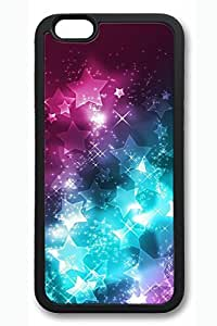 Bright Stars Slim Soft For SamSung Galaxy S6 Case Cover Case Hard shell Black Cases
