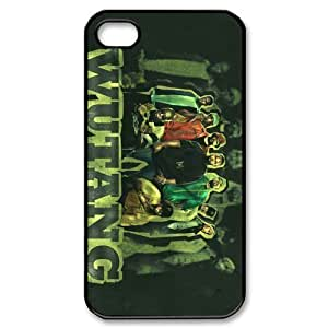 meilinF000CTSLR Band Wu Tang Clan Wu-Tang Hard Case Cover Skin for Apple iphone 4/4s- 1 Pack - Black/White - 4meilinF000
