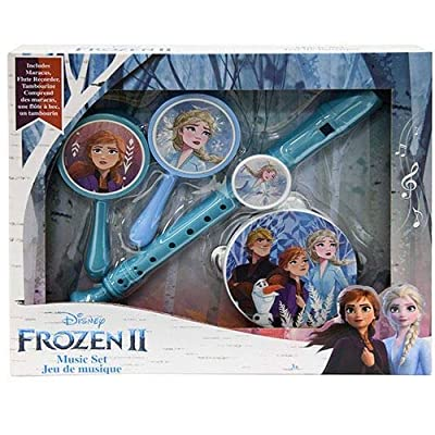 Frozen II Music Set: Toys & Games