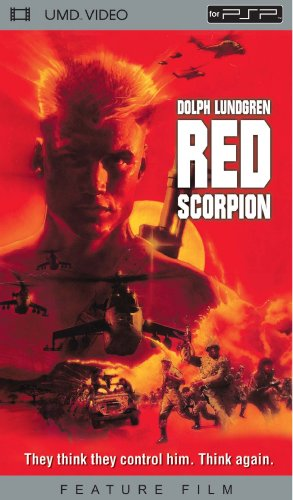 Red Scorpion [UMD for PSP] Soldier Umd