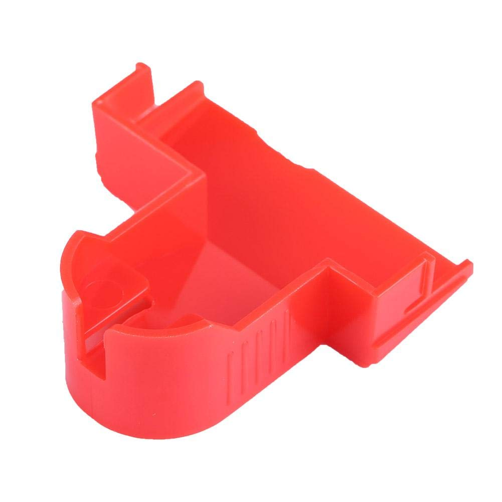 RC Drone Camera Holder Buckle Red Gimbal Lock Protector Clamp Camera Holder Buckle for DJI Mavic Pro Drone Quadcopter Accessory