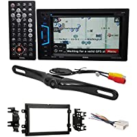 2005-2007 Ford F-250/350/450/550 Car Navigation/DVD Receiver/Bluetooth+Camera