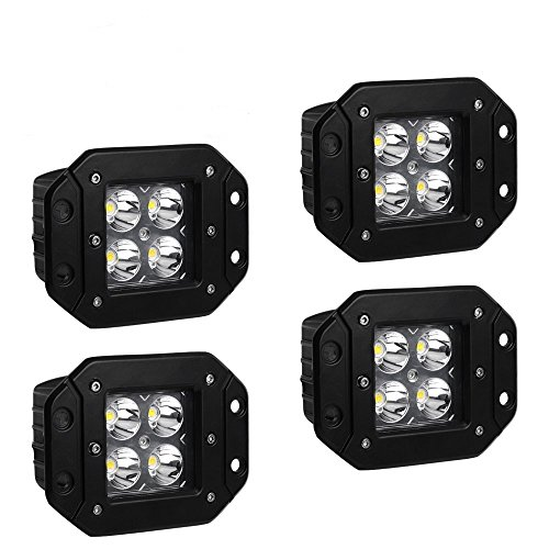 led driving lights flush mount - 3