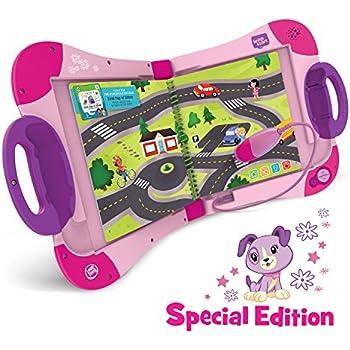 LeapFrog LeapStart Interactive Learning System for Preschool & Pre-Kindergarten - My Pal Violet Online Special Edition