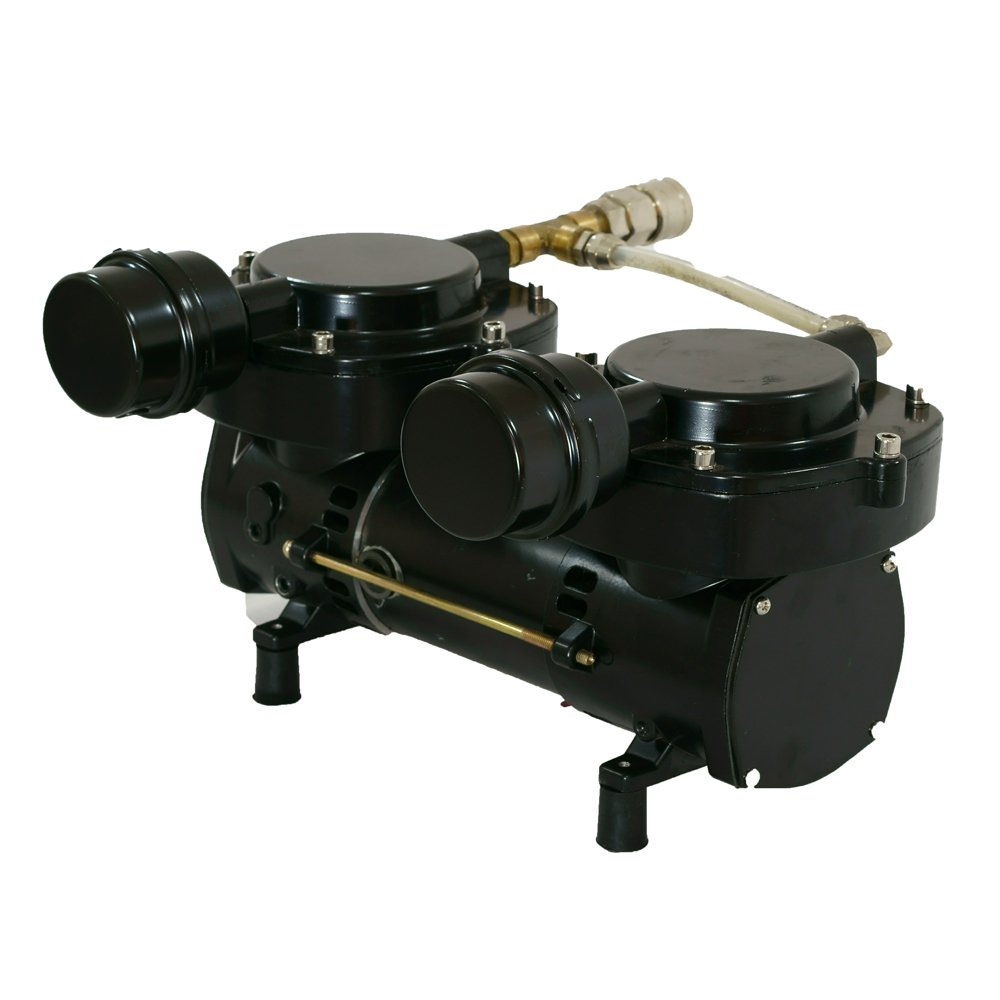 Davv 12V 160W Oil-less Diaphragm Pump, Hookah Dive System Compressor, Third Lung Serface Air New - LM70 by Davv (Image #3)