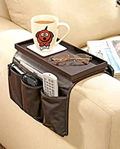 Great ideas organizador de mandos y bandeja para sof - Organizador de mandos ...